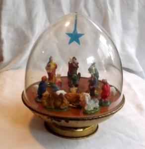 Cushman globe