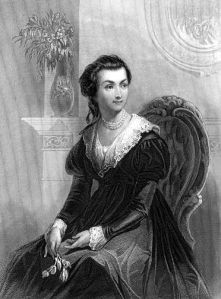 Picture of Abigail Adams via Jody's Pinterest board.