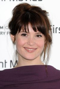 Some of our authors already do this...here's Gemma Arterton, who Elizabeth Ludwig cast as the lead in No Safe Harbor on her Pinterest board.