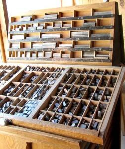Printing Press type