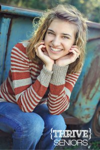 Nichole Parks is studying professional writing at Taylor University who stalks authors with her free time.