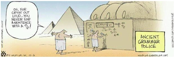 The ancient version of copy editors?